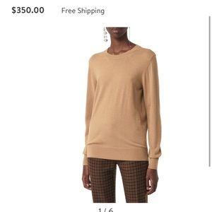 Brand new Burberry sweater